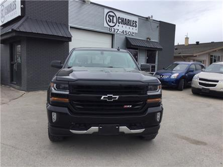 2017 Chevrolet Silverado 1500 1LT (Stk: ) in Winnipeg - Image 1 of 20