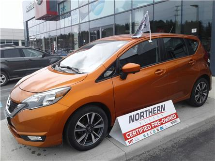 2017 Nissan Versa Note 1.6 SL (Stk: 11504A) in Sudbury - Image 1 of 11