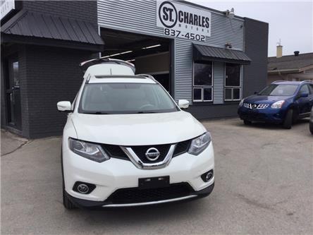2015 Nissan Rogue SL (Stk: ) in Winnipeg - Image 1 of 18