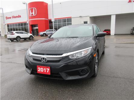 2017 Honda Civic EX (Stk: SS4177) in Ottawa - Image 1 of 18