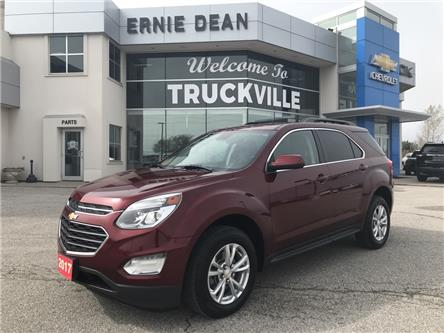 2017 Chevrolet Equinox LT (Stk: 15745A) in Alliston - Image 1 of 14