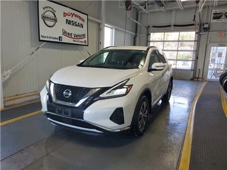 2019 Nissan Murano S (Stk: -P0934) in Owen Sound - Image 1 of 14