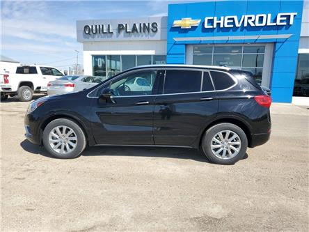 2020 Buick Envision Essence (Stk: 21P005) in Wadena - Image 1 of 22