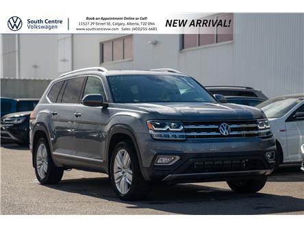 2018 Volkswagen Atlas 3.6 FSI Execline (Stk: 10182A) in Calgary - Image 1 of 5