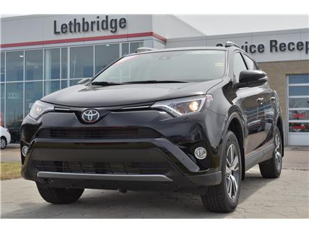 2018 Toyota RAV4 XLE (Stk: UT6684A) in Lethbridge - Image 1 of 28