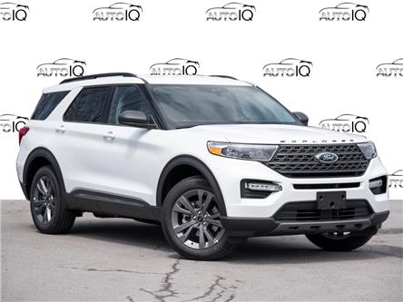 2021 Ford Explorer XLT (Stk: 21EX242) in St. Catharines - Image 1 of 24