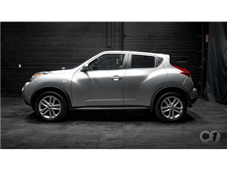 2011 Nissan Juke SV (Stk: CT21-137) in Kingston - Image 1 of 35