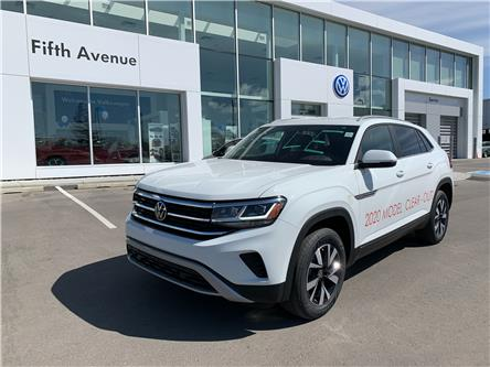 2020 Volkswagen Atlas Cross Sport 2.0 TSI Trendline (Stk: 20082) in Calgary - Image 1 of 15