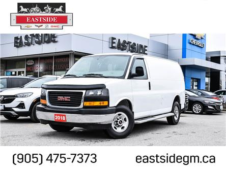 2018 GMC Savana 2500 Work Van (Stk: 257869B) in Markham - Image 1 of 18