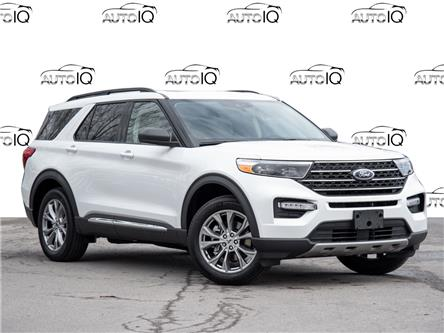 2021 Ford Explorer XLT (Stk: 21EX265) in St. Catharines - Image 1 of 27