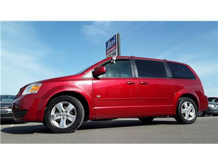 2009 Dodge Grand Caravan SE (Stk: p733-2) in Brandon - Image 1 of 27