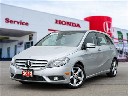 2013 Mercedes-Benz B-Class Sports Tourer (Stk: 20-199A) in Vernon - Image 1 of 10