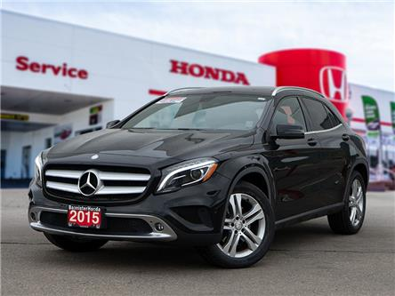 2015 Mercedes-Benz GLA-Class Base (Stk: P21-070) in Vernon - Image 1 of 9