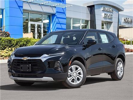 2021 Chevrolet Blazer True North (Stk: M549295) in Scarborough - Image 1 of 23
