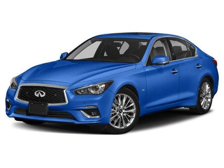 2021 Infiniti Q50 Luxe (Stk: 21Q5016) in Newmarket - Image 1 of 9