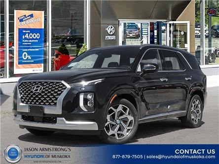 2021 Hyundai Palisade Ultimate Calligraphy (Stk: 121-168) in Huntsville - Image 1 of 10