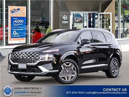 2021 Hyundai Santa Fe Ultimate Calligraphy (Stk: 121-169) in Huntsville - Image 1 of 10