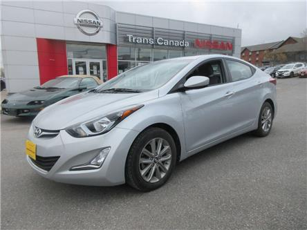 2014 Hyundai Elantra  (Stk: 91928A) in Peterborough - Image 1 of 20