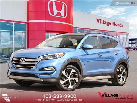 2017 Hyundai Tucson  (Stk: SL0364A) in Calgary - Image 1 of 27