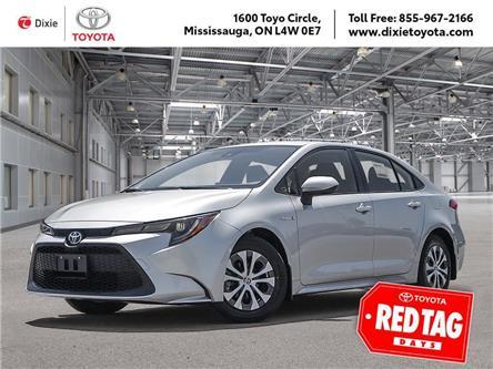 2021 Toyota Corolla Hybrid Base w/Li Battery (Stk: D211162) in Mississauga - Image 1 of 23