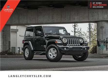 2019 Jeep Wrangler Sport (Stk: L151336A) in Surrey - Image 1 of 25