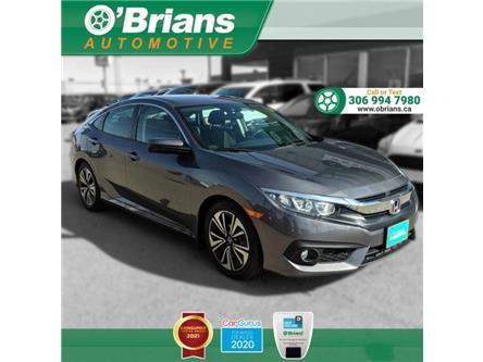 2016 Honda Civic EX-T (Stk: 14432A) in Saskatoon - Image 1 of 18