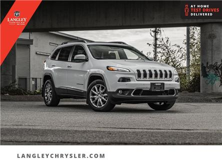 2017 Jeep Cherokee Limited (Stk: LC0772) in Surrey - Image 1 of 27