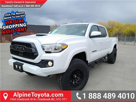 2021 Toyota Tacoma Base (Stk: X061567) in Cranbrook - Image 1 of 28