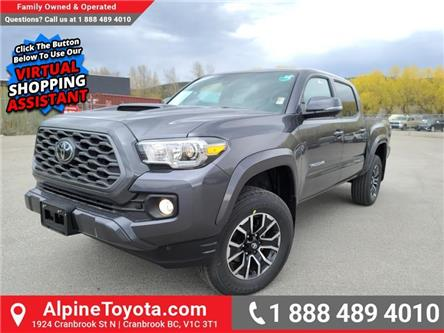 2021 Toyota Tacoma Base (Stk: T028931) in Cranbrook - Image 1 of 27