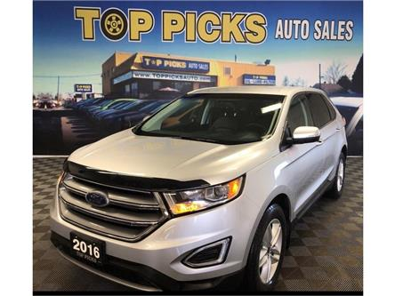 2016 Ford Edge SEL (Stk: b74651) in NORTH BAY - Image 1 of 27