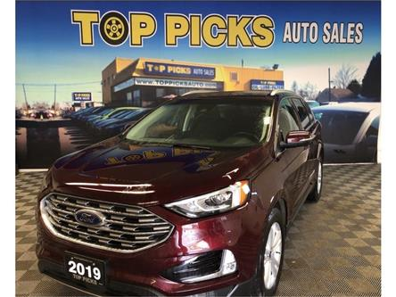 2019 Ford Edge SEL (Stk: b58559) in NORTH BAY - Image 1 of 25