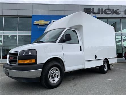 2018 GMC Savana Cutaway Work Van (Stk: X8500) in Ste-Marie - Image 1 of 25