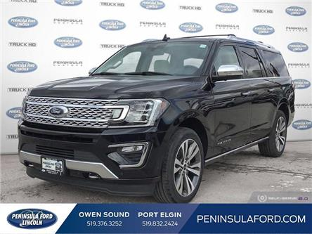 2021 Ford Expedition Max Platinum (Stk: 21EP02) in Owen Sound - Image 1 of 26