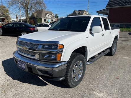 2010 Chevrolet Colorado LT (Stk: 27794) in Belmont - Image 1 of 22