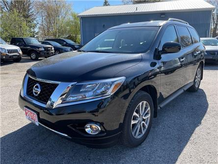 2016 Nissan Pathfinder SV (Stk: 09914) in Belmont - Image 1 of 26