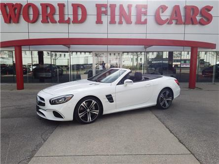 2017 Mercedes-Benz SL 450 Base (Stk: 17771) in Toronto - Image 1 of 21