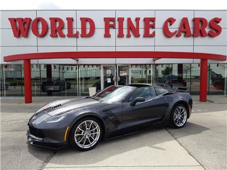 2017 Chevrolet Corvette Grand Sport (Stk: 17779) in Toronto - Image 1 of 21