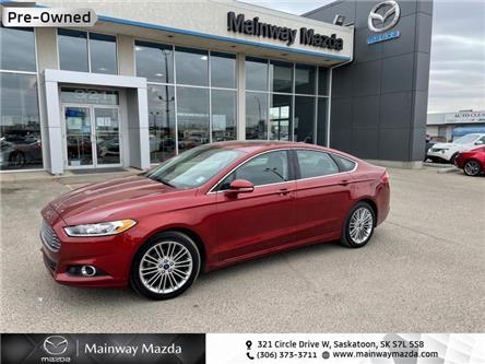 2014 Ford Fusion SE (Stk: M21123B) in Saskatoon - Image 1 of 16