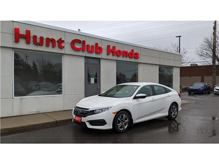 2017 Honda Civic LX (Stk: 7884A) in Gloucester - Image 1 of 23