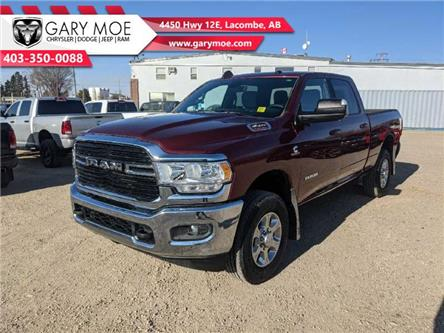 2021 RAM 3500 Big Horn (Stk: F212645) in Lacombe - Image 1 of 16