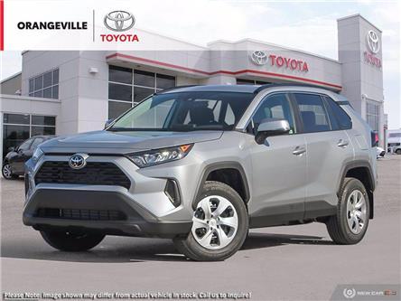 2021 Toyota RAV4 LE (Stk: 21380) in Orangeville - Image 1 of 23
