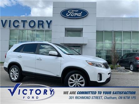 2015 Kia Sorento EX (Stk: V4099A) in Chatham - Image 1 of 29