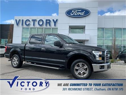 2015 Ford F-150 XLT (Stk: V10475A) in Chatham - Image 1 of 27