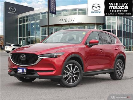 2018 Mazda CX-5 GT (Stk: 210528A) in Whitby - Image 1 of 27