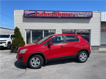 2014 Chevrolet Trax LS (Stk: K9624) in Tilbury - Image 1 of 17