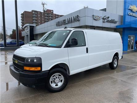 2019 Chevrolet Express 2500 Work Van (Stk: 21074A) in Chatham - Image 1 of 16