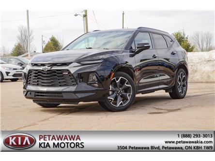 2019 Chevrolet Blazer RS (Stk: P0085) in Petawawa - Image 1 of 27