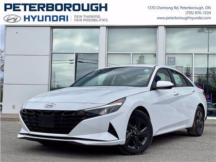 2021 Hyundai Elantra Preferred (Stk: H12751) in Peterborough - Image 1 of 28