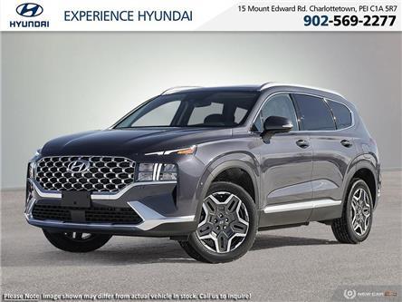 2021 Hyundai Santa Fe HEV Preferred w/Trend Package (Stk: N1323) in Charlottetown - Image 1 of 23