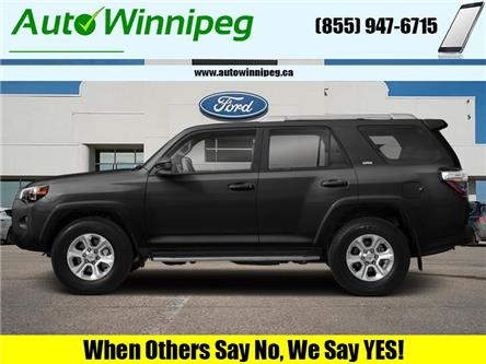 2019 Toyota 4Runner SR5 (Stk: 21124A) in Winnipeg - Image 1 of 15